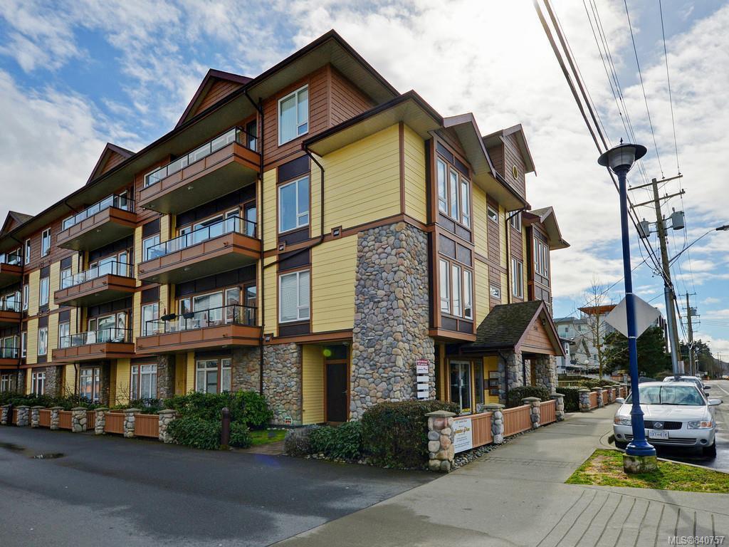 Main Photo: 302 2747 Jacklin Rd in Langford: La Langford Proper Condo Apartment for sale : MLS®# 840757