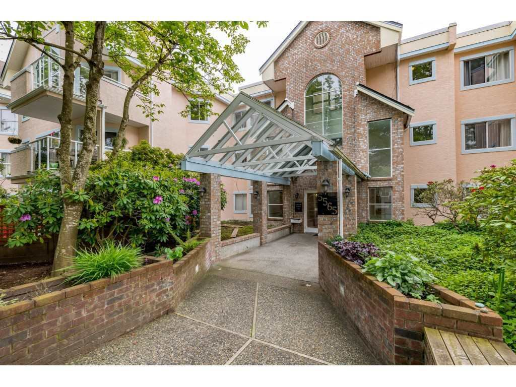 "Main Photo: 309 5565 BARKER Avenue in Burnaby: Central Park BS Condo for sale in ""Barker Place"" (Burnaby South)  : MLS®# R2483615"