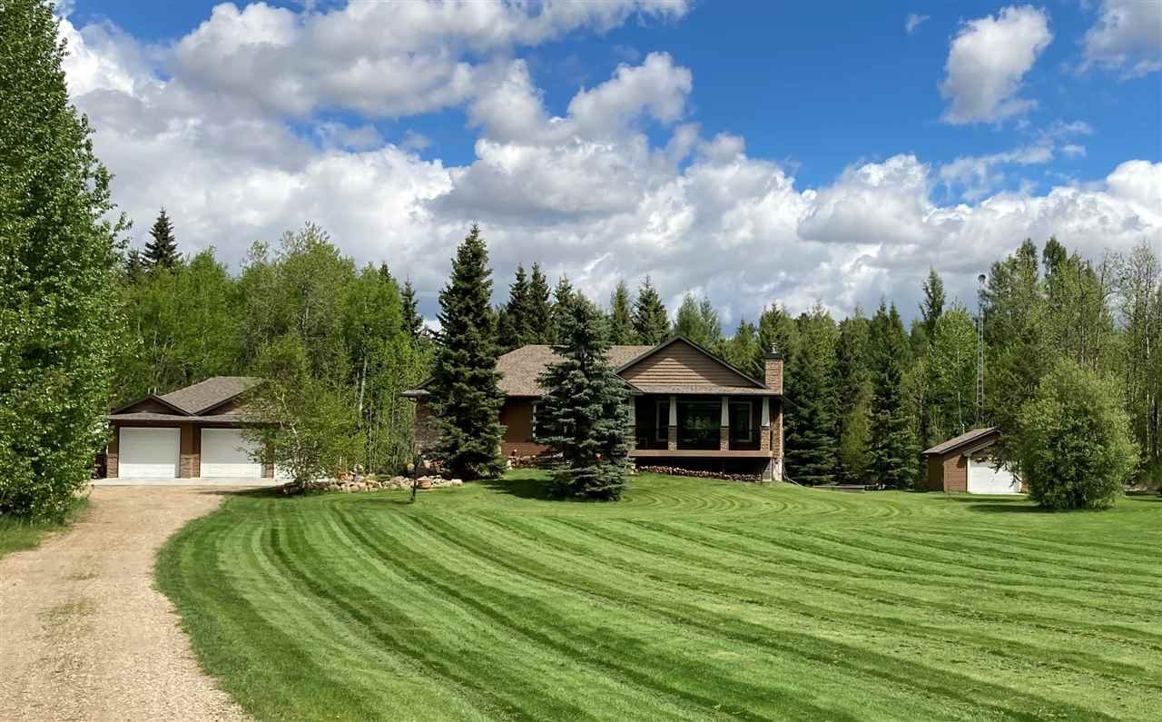 Main Photo: 12 51124 RGE RD 264: Rural Parkland County House for sale : MLS®# E4213484