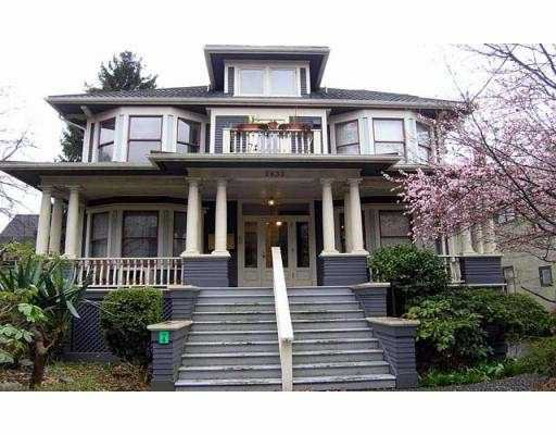 Main Photo: 2633 COLUMBIA Street in Vancouver: Mount Pleasant VW Multifamily for sale (Vancouver West)  : MLS®# V612350