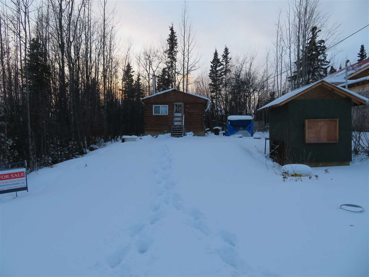 Main Photo: LOT 10 6TH Street: Atlin House for sale (Terrace (Zone 88))  : MLS®# R2405507