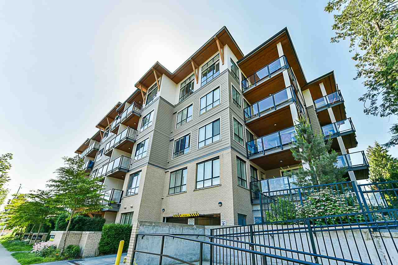 Main Photo: 406 15388 105 Avenue in Surrey: Guildford Condo for sale (North Surrey)  : MLS®# R2409167