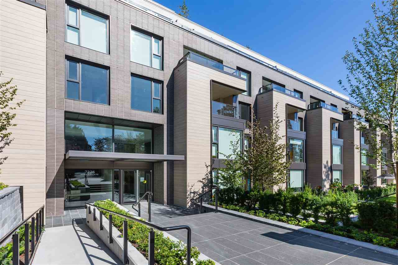 """Main Photo: 903 7228 ADERA Street in Vancouver: South Granville Condo for sale in """"ADERA HOUSE AT SHANNON MEWS"""" (Vancouver West)  : MLS®# R2431442"""