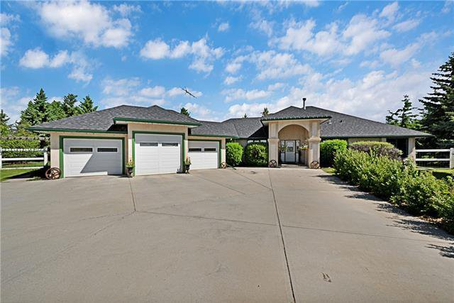 Main Photo: 16 31222 Rge Rd 20A: Rural Mountain View County Detached for sale : MLS®# C4302403