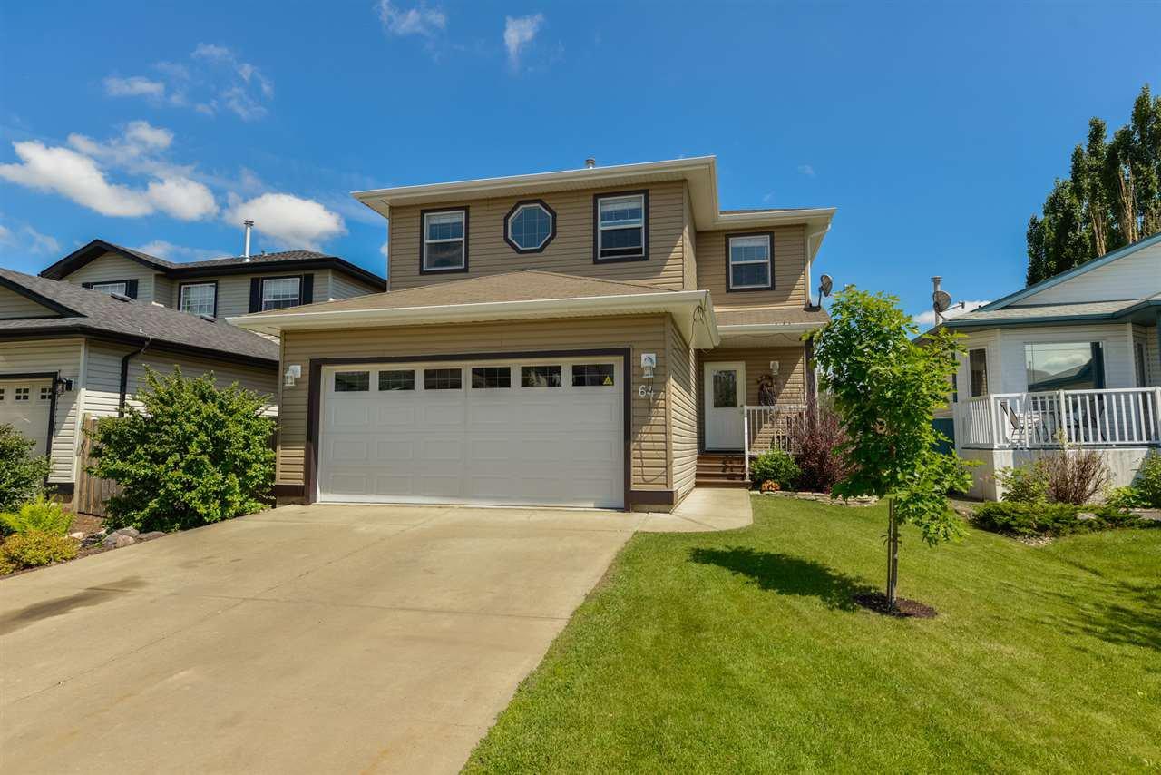 Main Photo: 64 HARMONY Crescent: Stony Plain House for sale : MLS®# E4202512