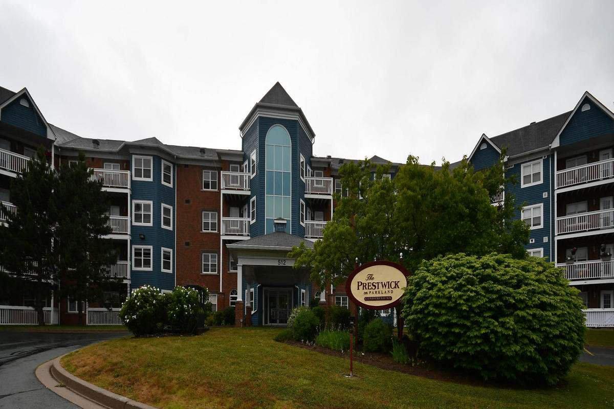 Main Photo: 112 512 Parkland Drive in Halifax: 5-Fairmount, Clayton Park, Rockingham Residential for sale (Halifax-Dartmouth)  : MLS®# 202012490