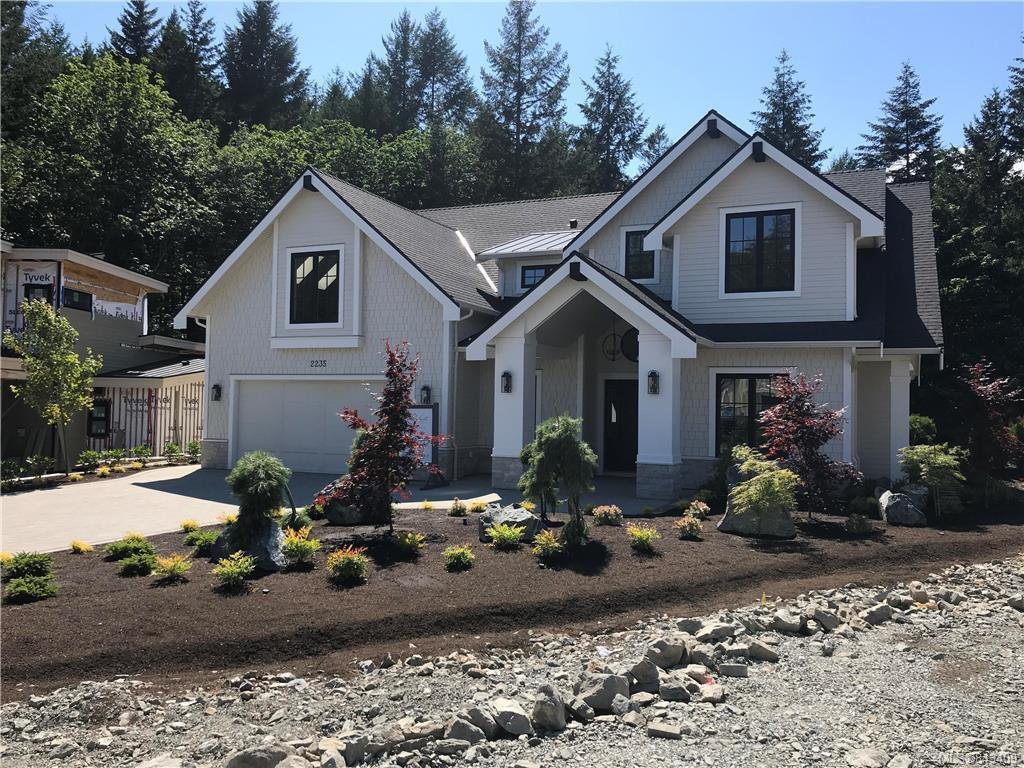 Main Photo: 2235 Riviera Pl in Langford: La Bear Mountain Single Family Detached for sale : MLS®# 843409