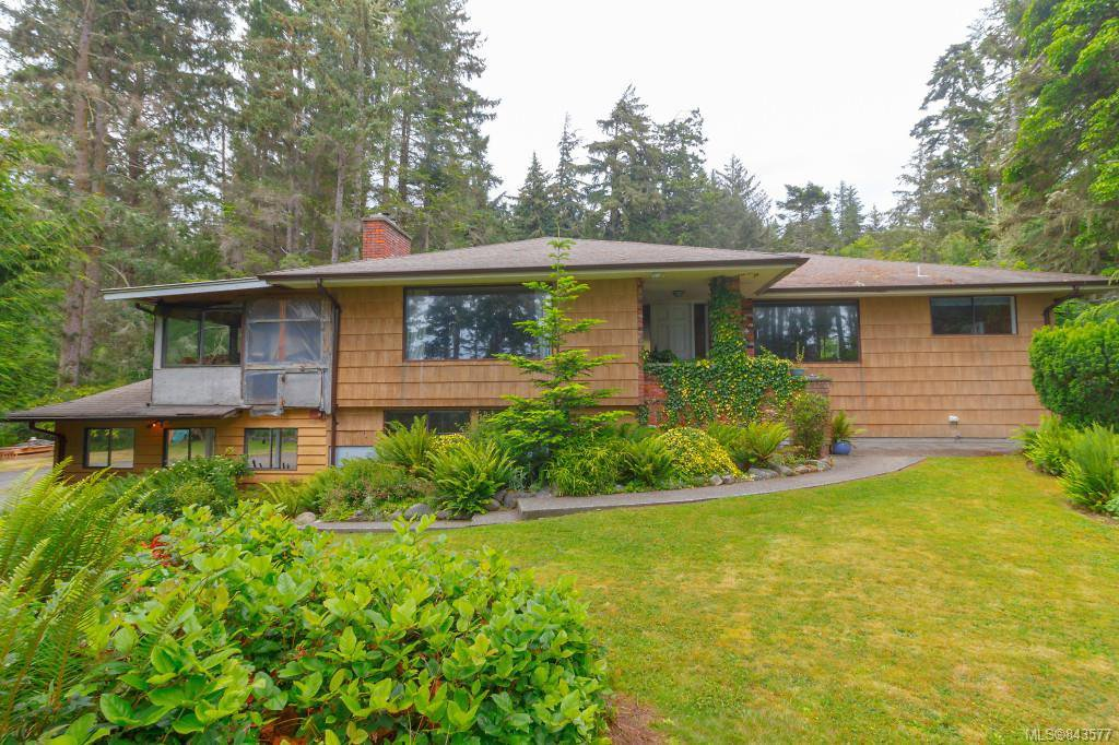 Main Photo: 8510 West Coast Rd in Sooke: Sk West Coast Rd Single Family Detached for sale : MLS®# 843577