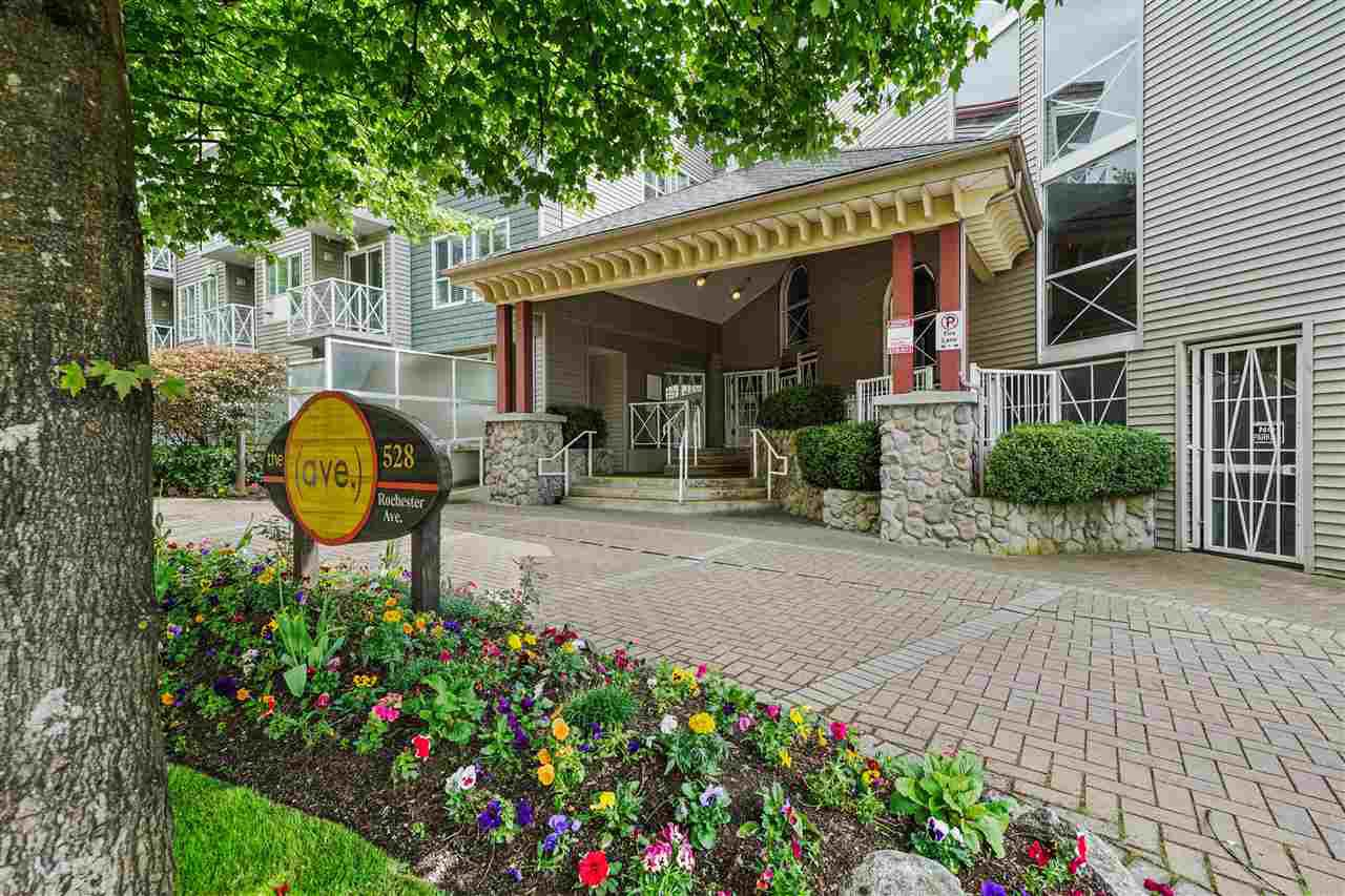 "Main Photo: 316 528 ROCHESTER Avenue in Coquitlam: Coquitlam West Condo for sale in ""The Ave"" : MLS®# R2524269"