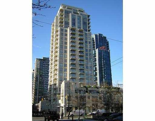 "Main Photo: 1225 RICHARDS Street in Vancouver: Downtown VW Condo for sale in ""EDEN"" (Vancouver West)  : MLS®# V593609"