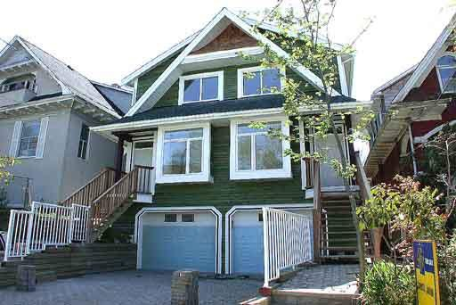 Main Photo: 1528 KITCHENER STREET in : Grandview Woodland Condo for sale : MLS®# V286888