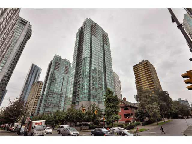 "Main Photo: 2802 1288 W GEORGIA Street in Vancouver: West End VW Condo for sale in ""RESIDENCE ON GEORGIA"" (Vancouver West)  : MLS®# R2434792"