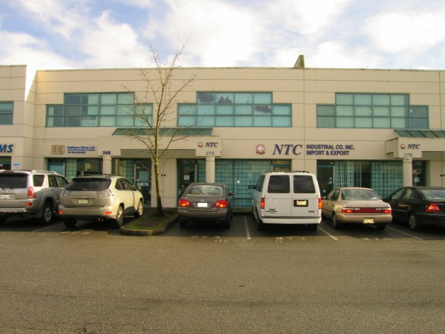 Main Photo: 268 13986 Cambie Road in Richmond: Office for sale : MLS®# V584067