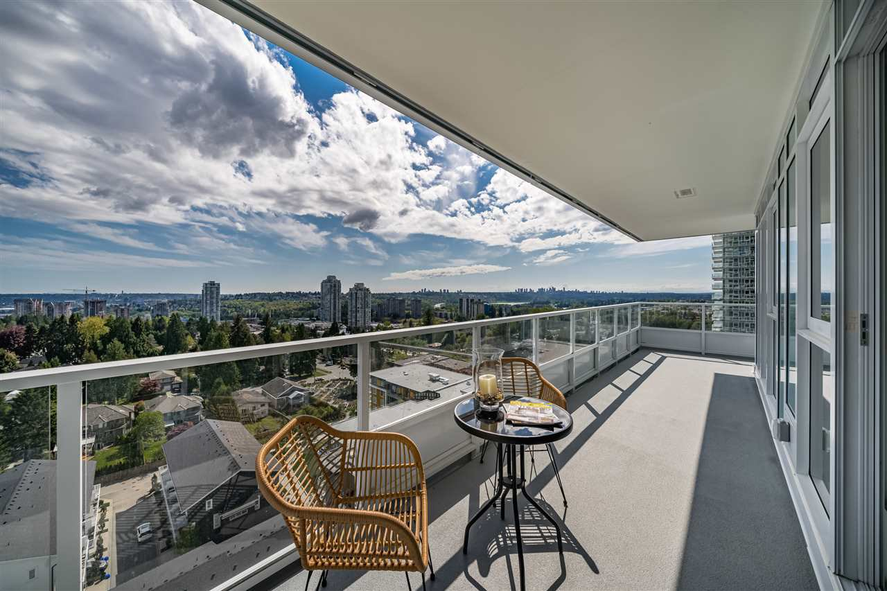 "Photo 26: Photos: 1402 525 FOSTER Avenue in Coquitlam: Coquitlam West Condo for sale in ""LOUGHEED HEIGHTS BY BOSA"" : MLS®# R2461947"