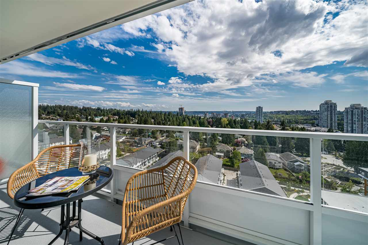 "Photo 22: Photos: 1402 525 FOSTER Avenue in Coquitlam: Coquitlam West Condo for sale in ""LOUGHEED HEIGHTS BY BOSA"" : MLS®# R2461947"