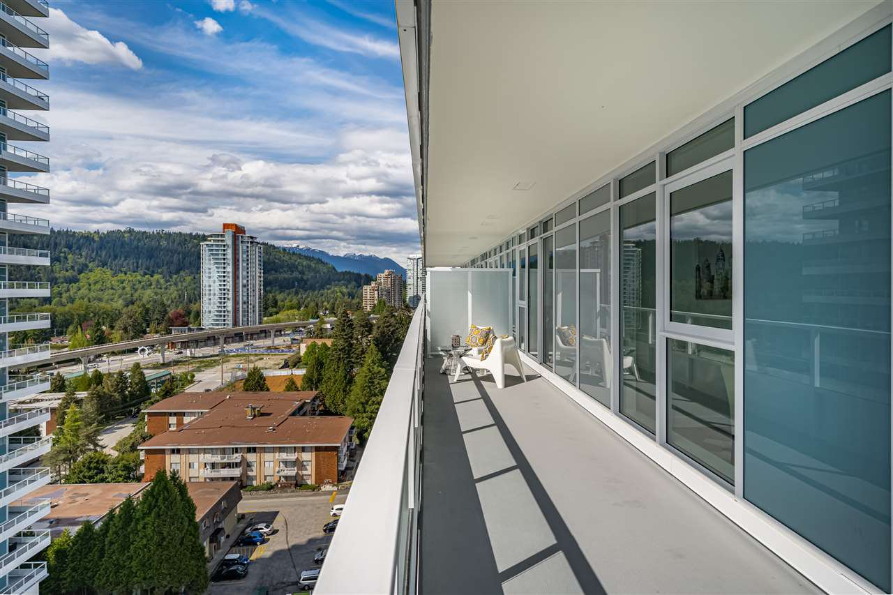 "Photo 24: Photos: 1402 525 FOSTER Avenue in Coquitlam: Coquitlam West Condo for sale in ""LOUGHEED HEIGHTS BY BOSA"" : MLS®# R2461947"