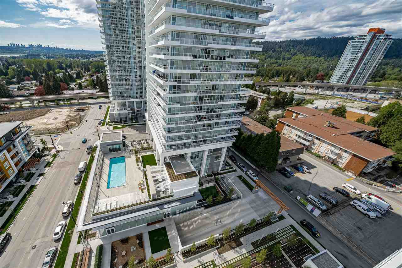 "Photo 30: Photos: 1402 525 FOSTER Avenue in Coquitlam: Coquitlam West Condo for sale in ""LOUGHEED HEIGHTS BY BOSA"" : MLS®# R2461947"