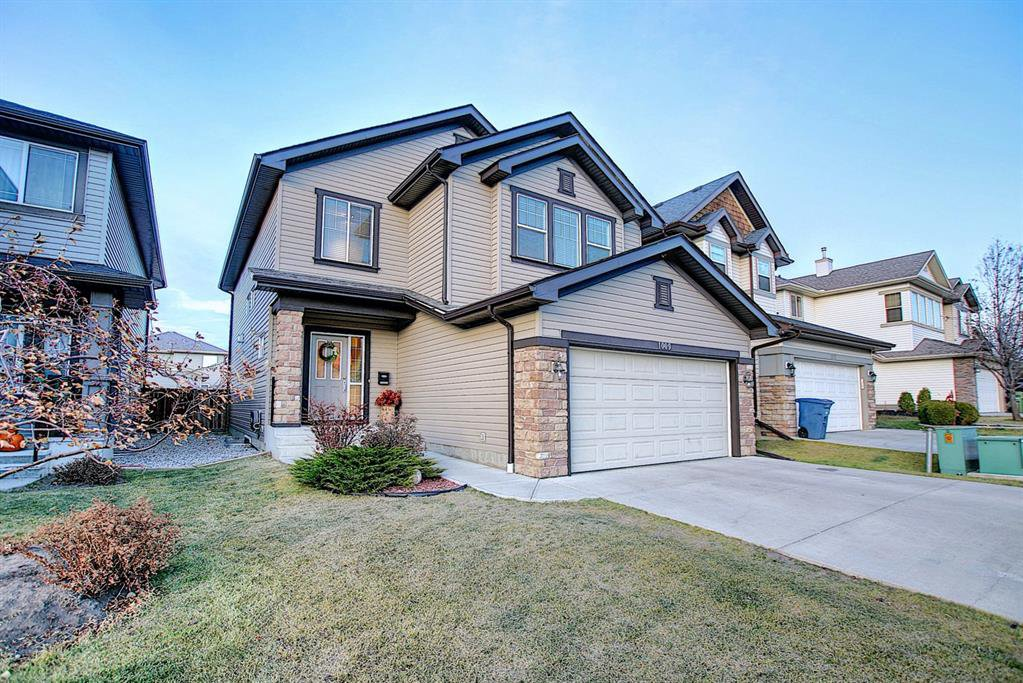 Main Photo: 1009 Prairie Springs Hill SW: Airdrie Detached for sale : MLS®# A1042404