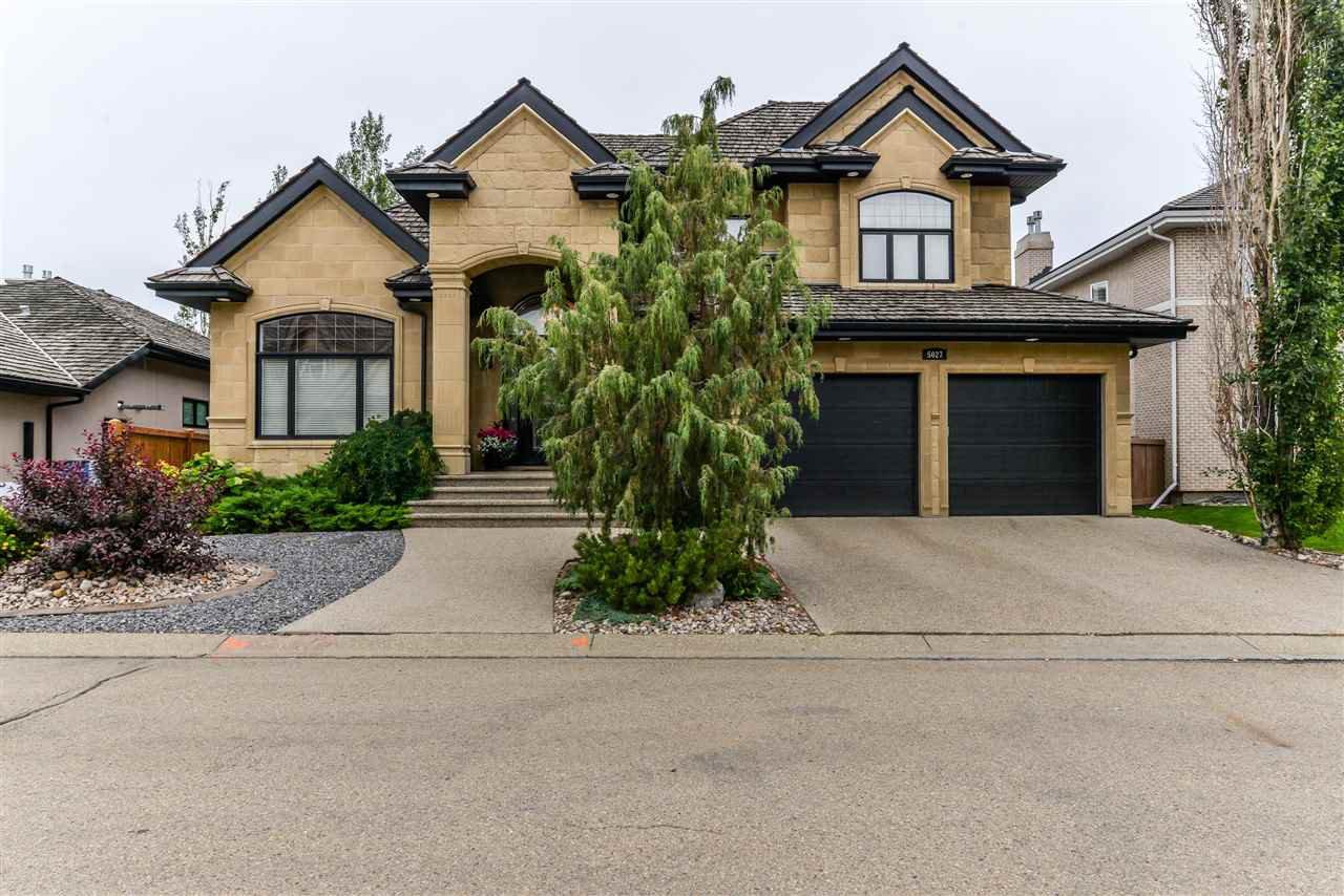 Main Photo: 5027 DONSDALE Drive in Edmonton: Zone 20 Condo for sale : MLS®# E4165434