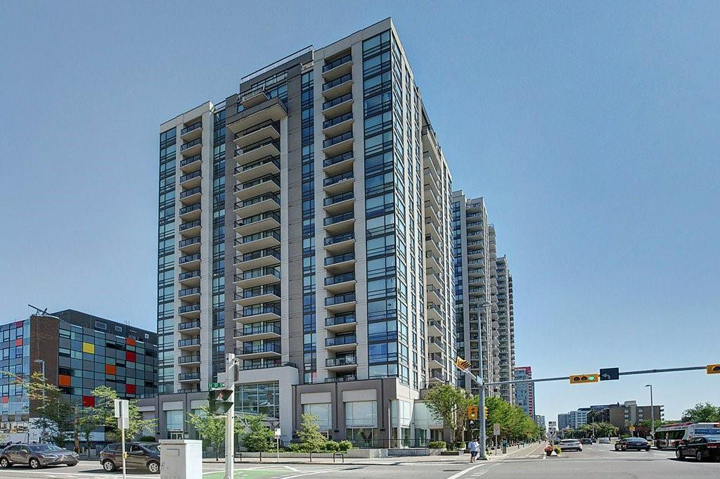Main Photo: 1809 1110 11 Street SW in Calgary: Beltline Apartment for sale : MLS®# C4263260