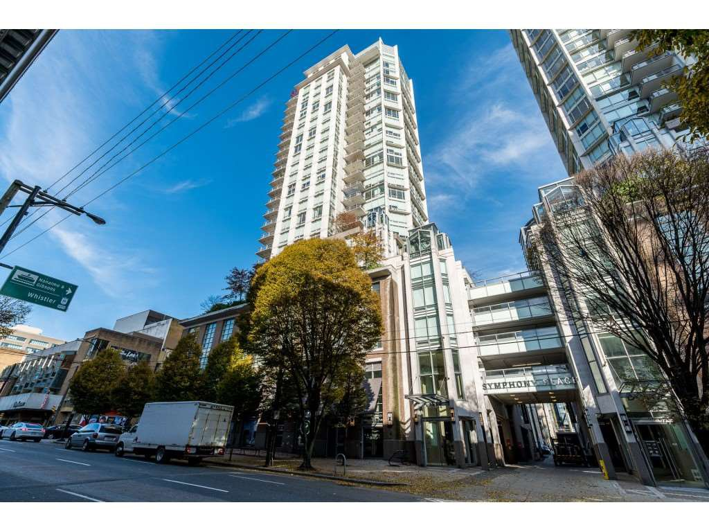 Main Photo: 702 565 SMITHE Street in Vancouver: Downtown VW Condo for sale (Vancouver West)  : MLS®# R2419614