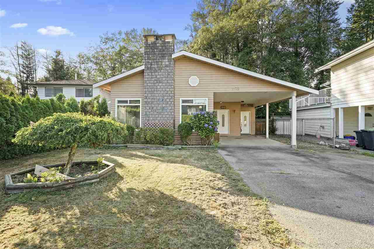 Main Photo: 1178 CREEKSIDE Drive in Coquitlam: Eagle Ridge CQ House for sale : MLS®# R2496025