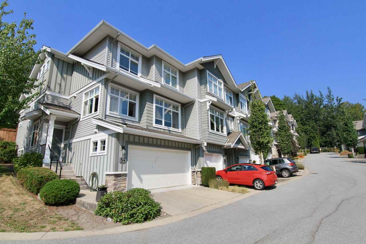 "Main Photo: 57 11282 COTTONWOOD Drive in Maple Ridge: Cottonwood MR Townhouse for sale in ""The Meadows at Verigin's Ridge"" : MLS®# R2497492"
