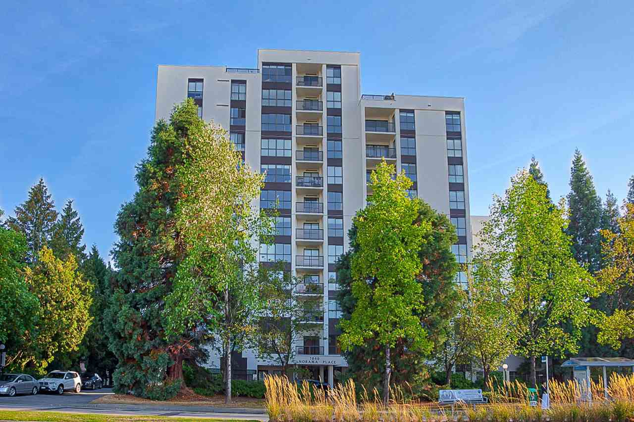 "Main Photo: 204 7040 GRANVILLE Avenue in Richmond: Brighouse South Condo for sale in ""PANORAMA PLACE"" : MLS®# R2390915"