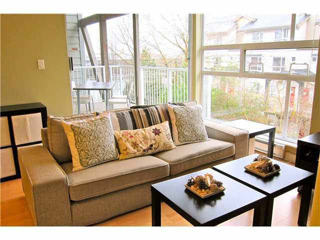 Main Photo: 304 1820 E KENT AVE SOUTH AVENUE in : South Marine Condo for sale : MLS®# V932107