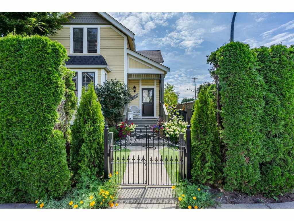 Main Photo: 4944 47A AVENUE in Delta: Ladner Elementary House for sale (Ladner)  : MLS®# R2395815