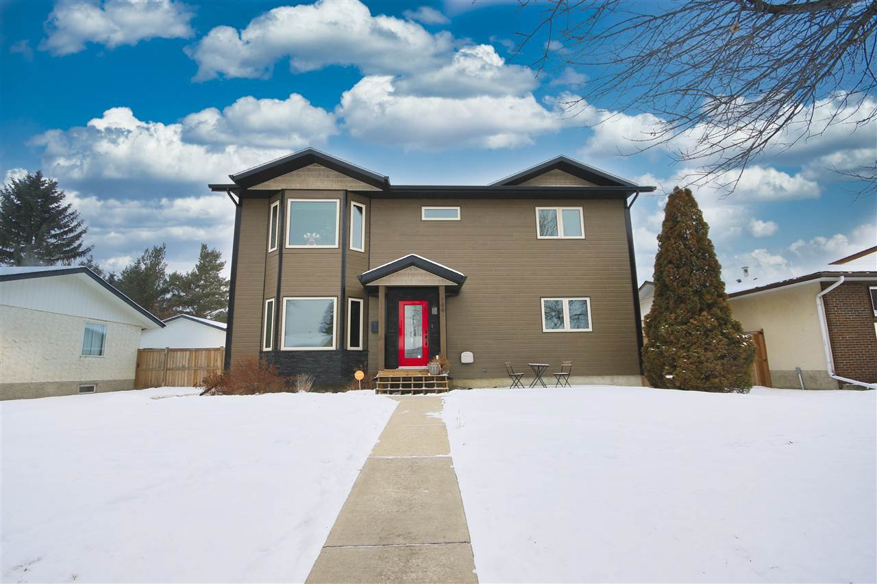 Main Photo: 144 Oak Drive: Wetaskiwin House for sale : MLS®# E4182592