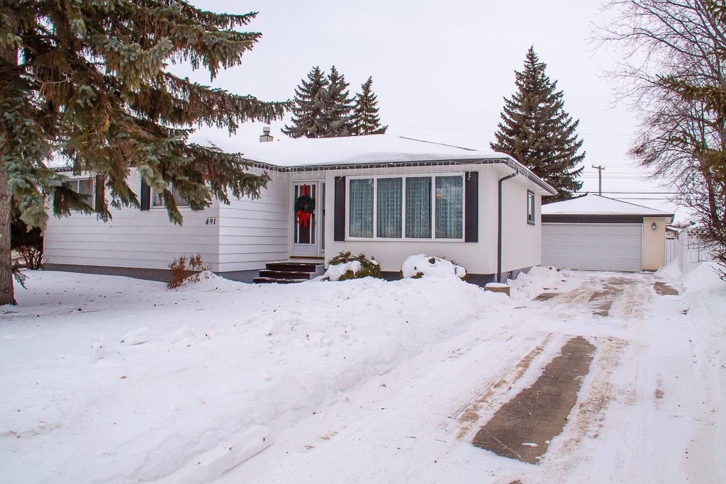 Main Photo: 491 Sly Drive in Winnipeg: Margaret Park Residential for sale (4D)  : MLS®# 202003383