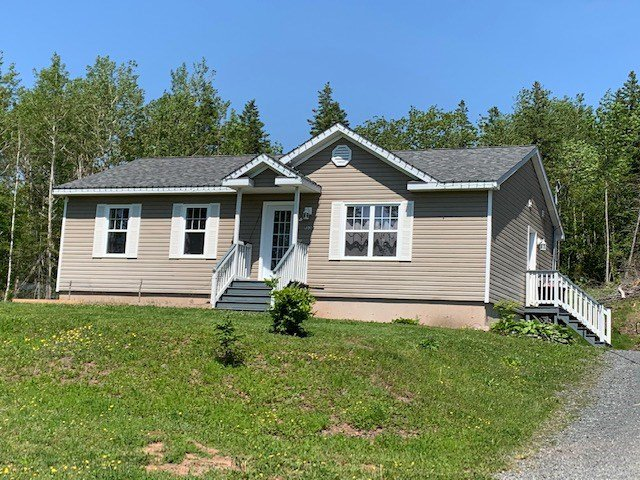 Main Photo: 133 Elshirl Road in Plymouth: 108-Rural Pictou County Residential for sale (Northern Region)  : MLS®# 202010996