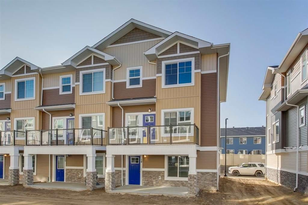 Main Photo: 14 230 Edgemont Road NW in Edmonton: Zone 57 Townhouse for sale : MLS®# E4206738