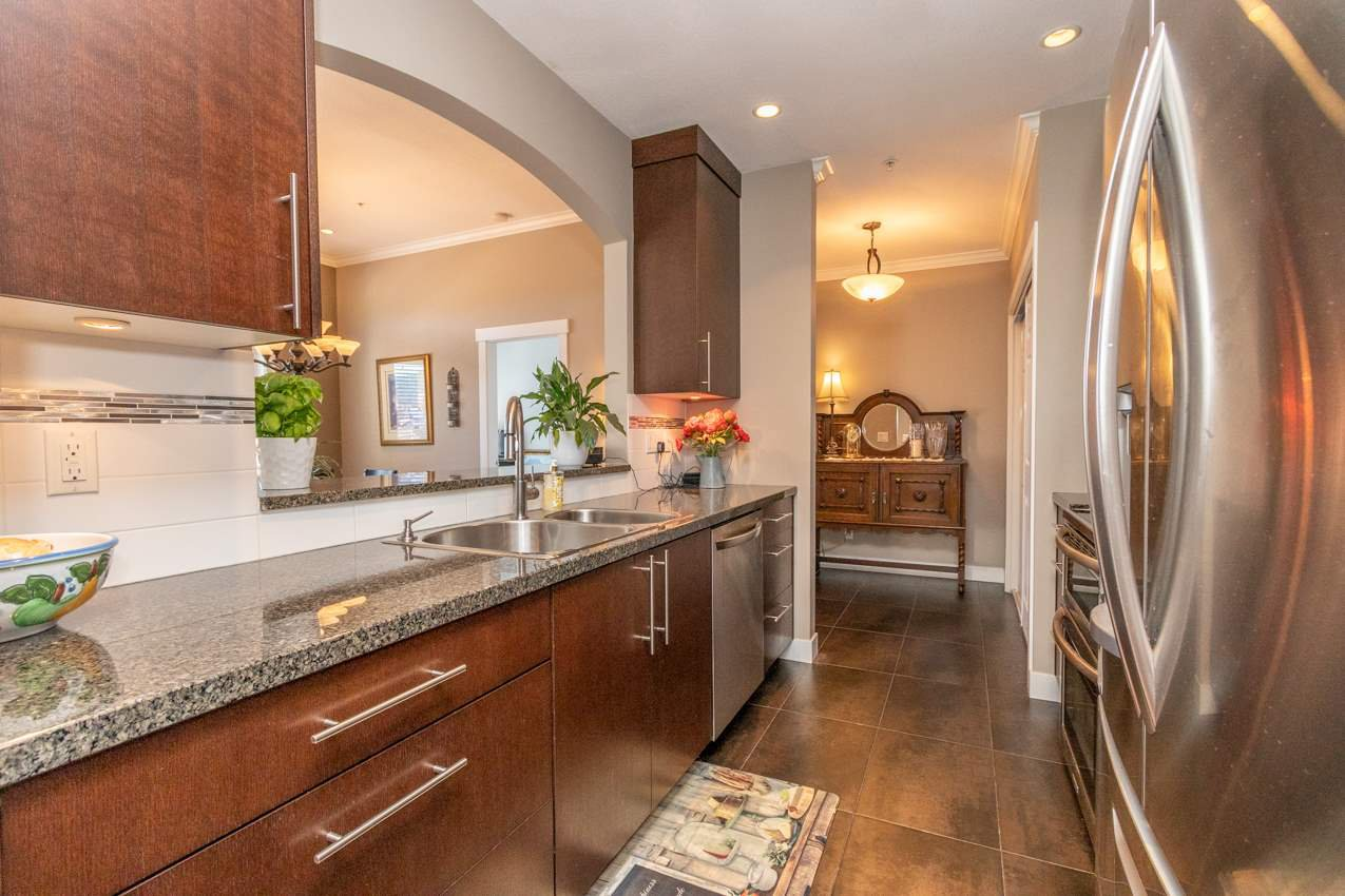 """Photo 2: Photos: 505 3608 DEERCREST Drive in North Vancouver: Roche Point Condo for sale in """"DEERFIELD AT RAVENWOODS"""" : MLS®# R2488419"""