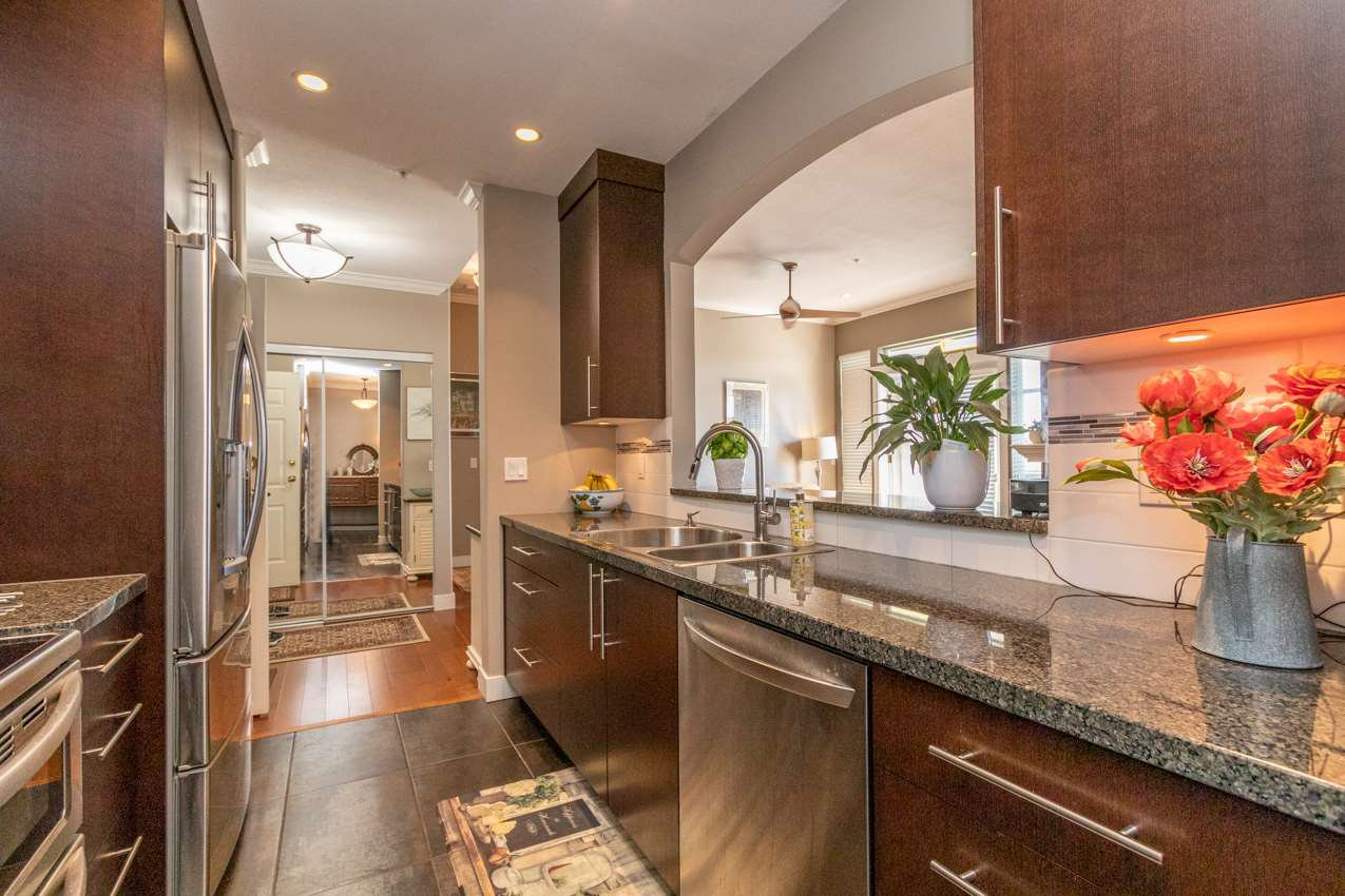 """Photo 3: Photos: 505 3608 DEERCREST Drive in North Vancouver: Roche Point Condo for sale in """"DEERFIELD AT RAVENWOODS"""" : MLS®# R2488419"""