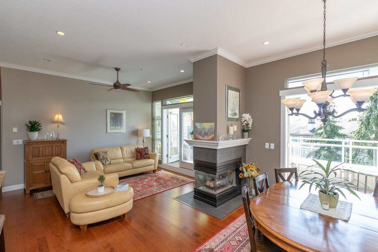 """Photo 10: Photos: 505 3608 DEERCREST Drive in North Vancouver: Roche Point Condo for sale in """"DEERFIELD AT RAVENWOODS"""" : MLS®# R2488419"""