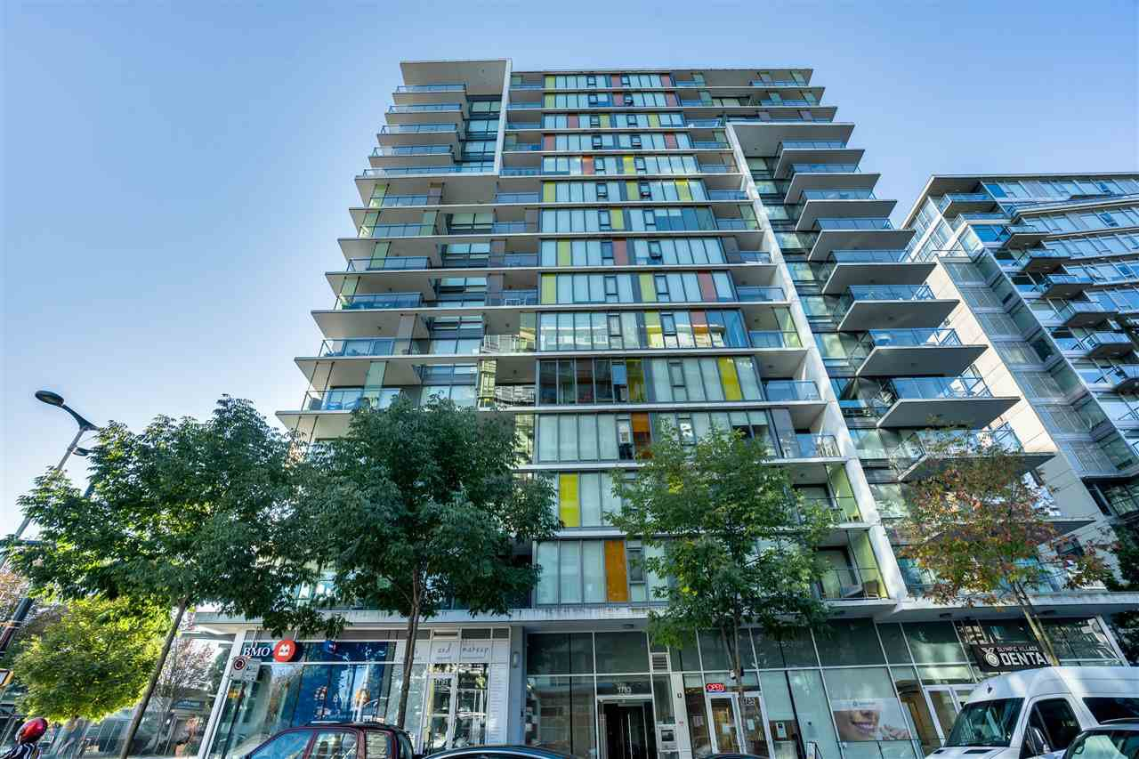 """Main Photo: 510 1783 MANITOBA Street in Vancouver: False Creek Condo for sale in """"THE RESIDENCES AT WEST"""" (Vancouver West)  : MLS®# R2496613"""