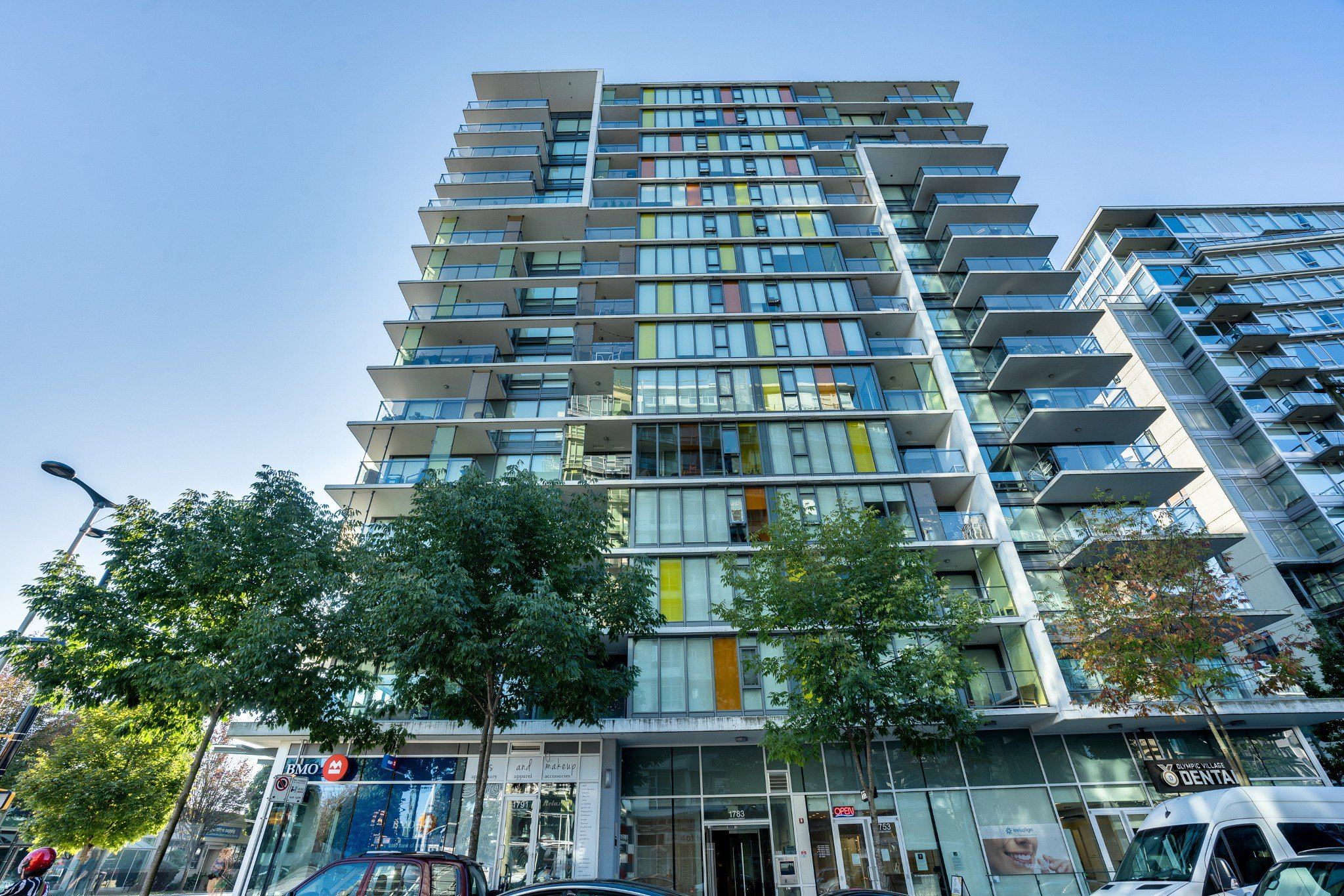 "Main Photo: 510 1783 MANITOBA Street in Vancouver: False Creek Condo for sale in ""THE RESIDENCES AT WEST"" (Vancouver West)  : MLS®# R2496613"