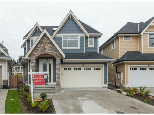 Main Photo: 337 171A Street in Surrey: Pacific Douglas Home for sale ()  : MLS®# F1426277