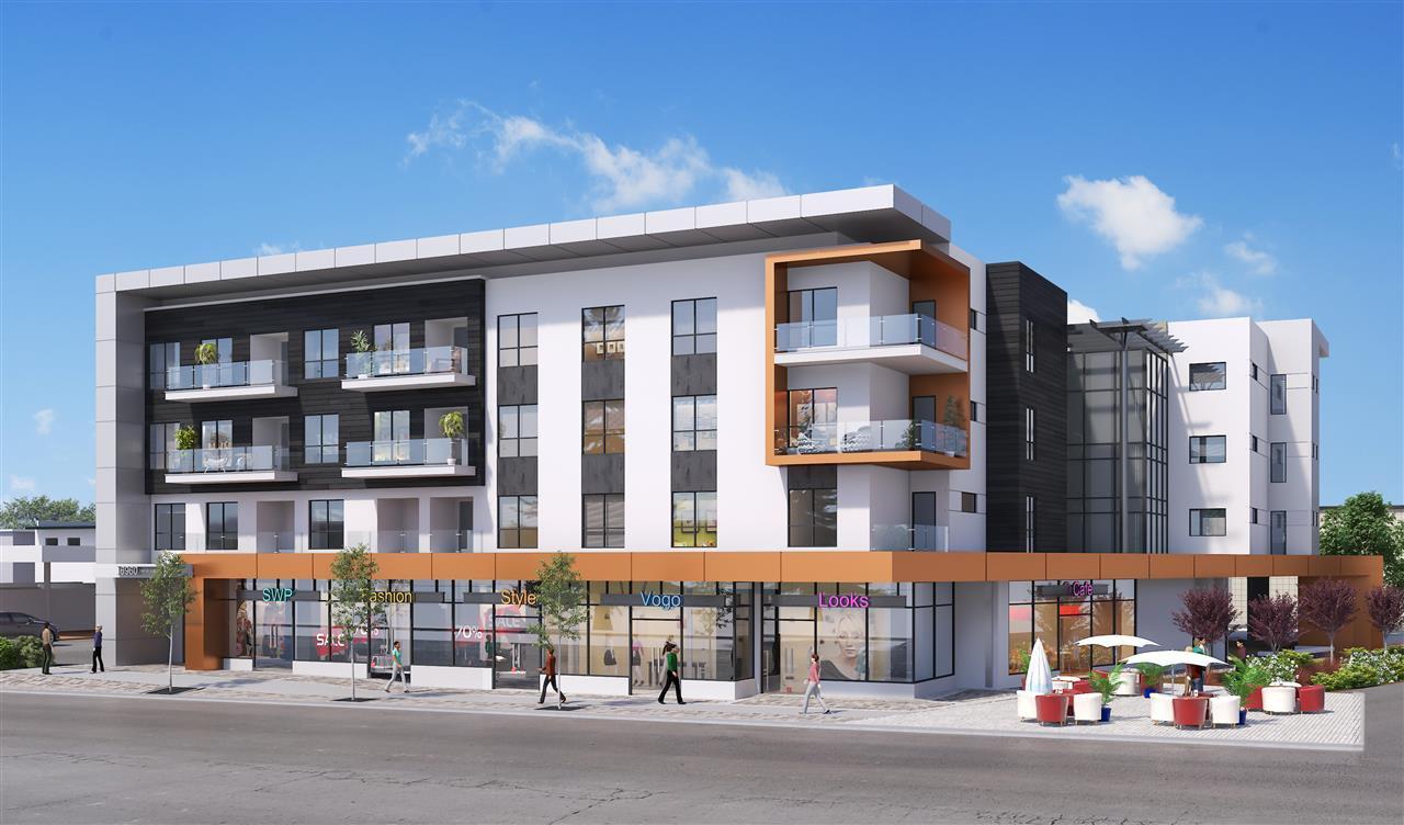 "Main Photo: 310 6968 ROYAL OAK Avenue in Burnaby: Metrotown Condo for sale in ""SAAVIN"" (Burnaby South)  : MLS®# R2525620"