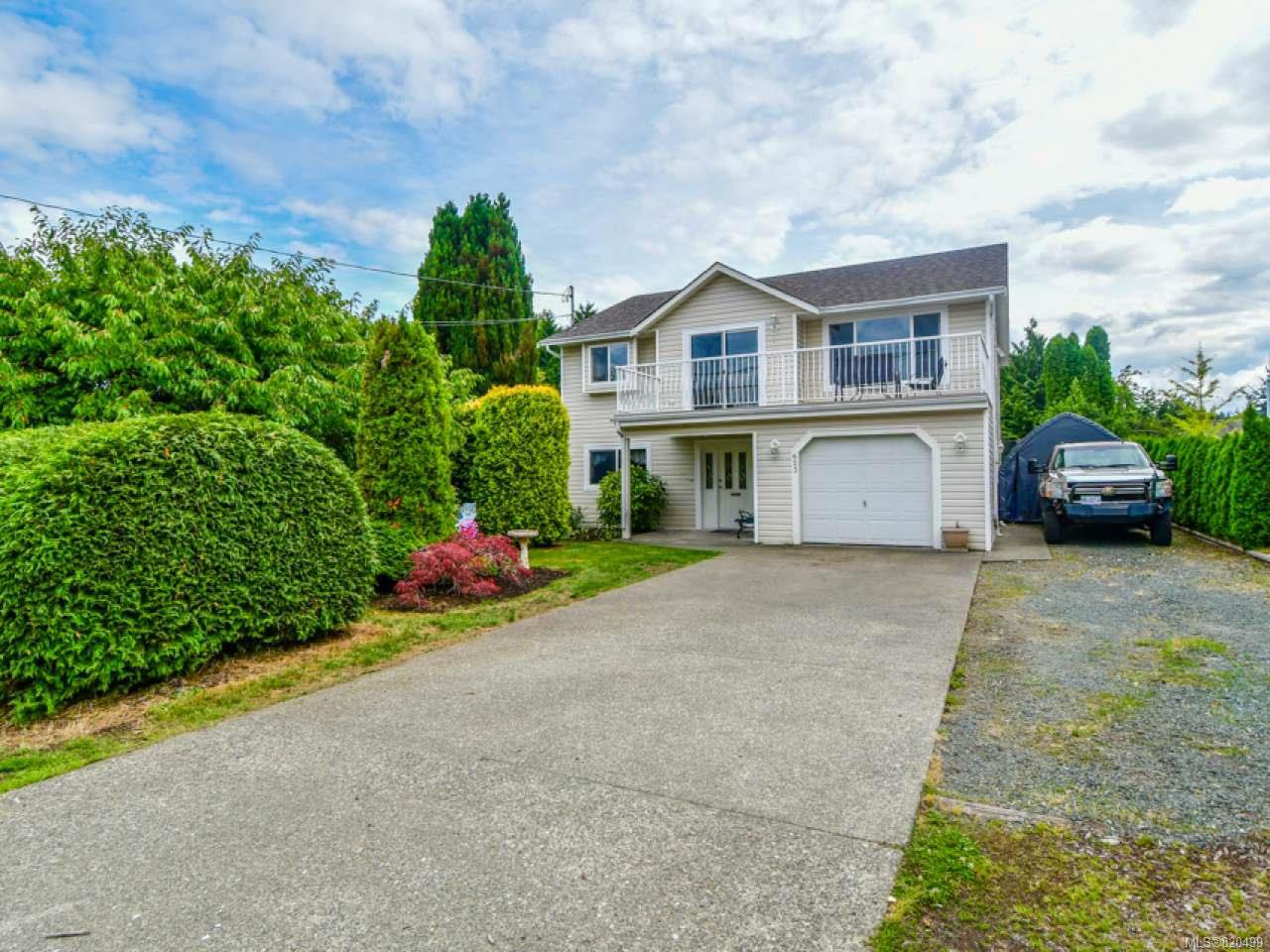 Main Photo: 623 Holm Rd in CAMPBELL RIVER: CR Willow Point House for sale (Campbell River)  : MLS®# 820499