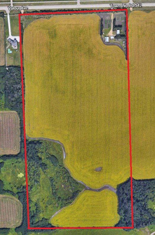 Main Photo: 24509B TWP 542: Rural Sturgeon County Rural Land/Vacant Lot for sale : MLS®# E4179225