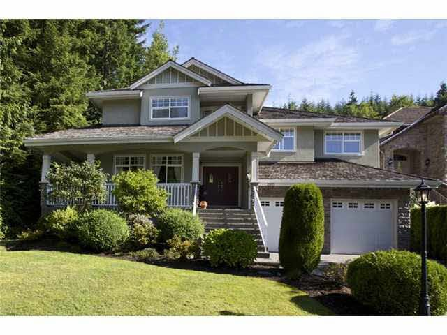 Main Photo: 2971 FORESTRIDGE PLACE in : Westwood Plateau House for sale : MLS®# V906588