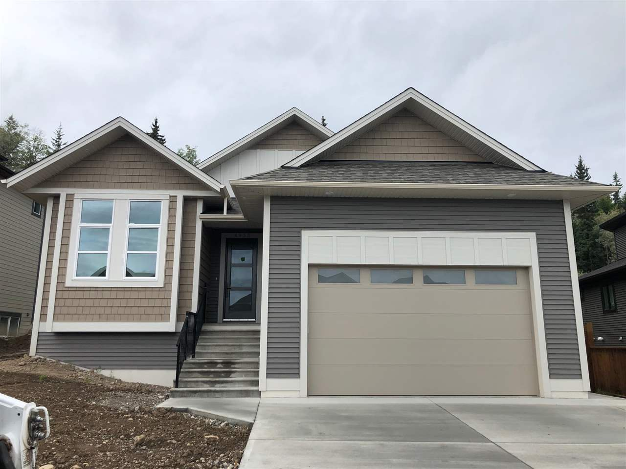 """Main Photo: 4855 PARKSIDE Drive in Prince George: Charella/Starlane House for sale in """"PARKVIEW"""" (PG City South (Zone 74))  : MLS®# R2428009"""
