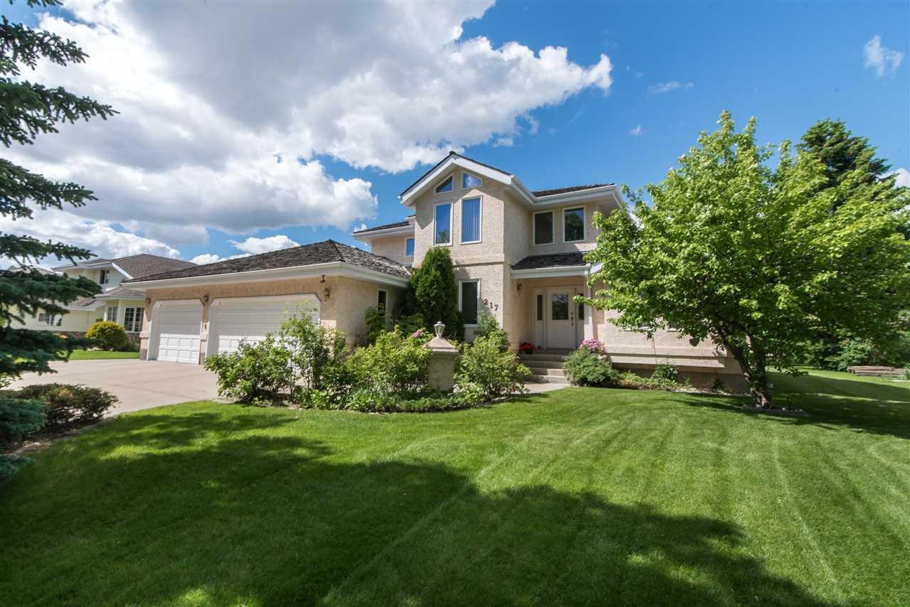 Main Photo: 217 ESTATE Drive: Sherwood Park House for sale : MLS®# E4202252