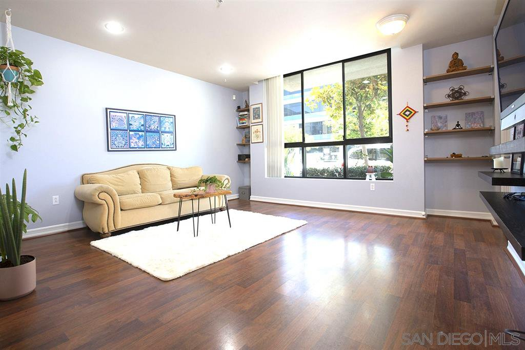 Main Photo: DOWNTOWN Condo for sale : 1 bedrooms : 1480 Broadway #2103 in San Diego