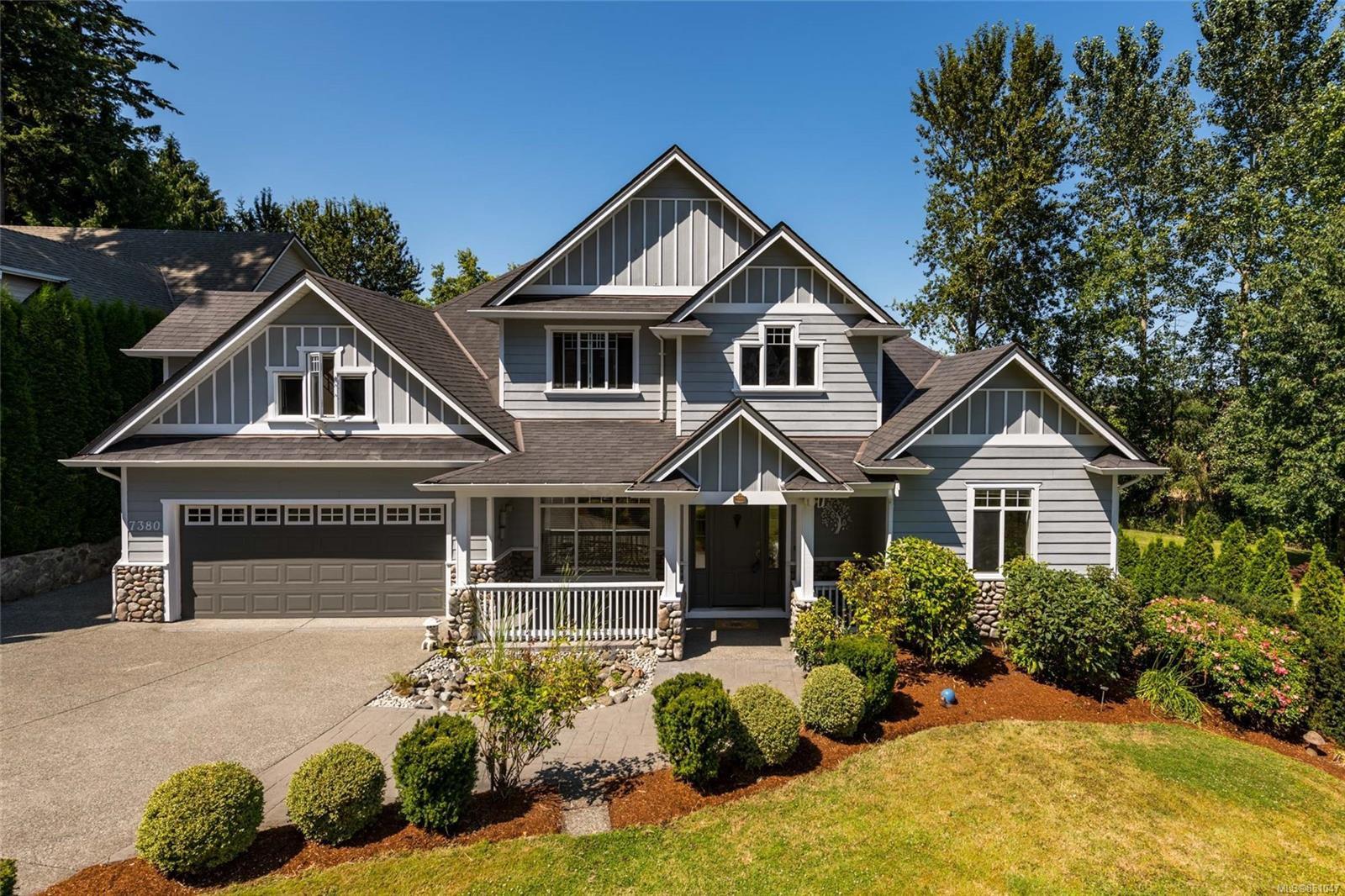 Main Photo: 7380 Ridgedown Crt in : CS Saanichton Single Family Detached for sale (Central Saanich)  : MLS®# 851047