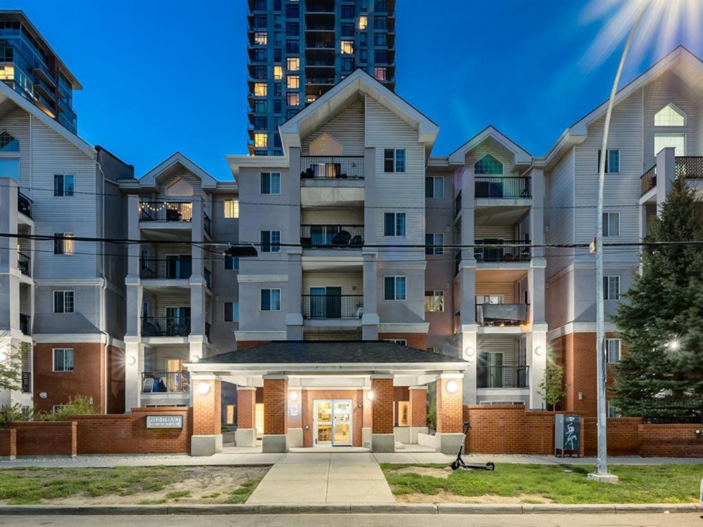 Main Photo: 416 126 14 Avenue SW in Calgary: Beltline Apartment for sale : MLS®# A1034117