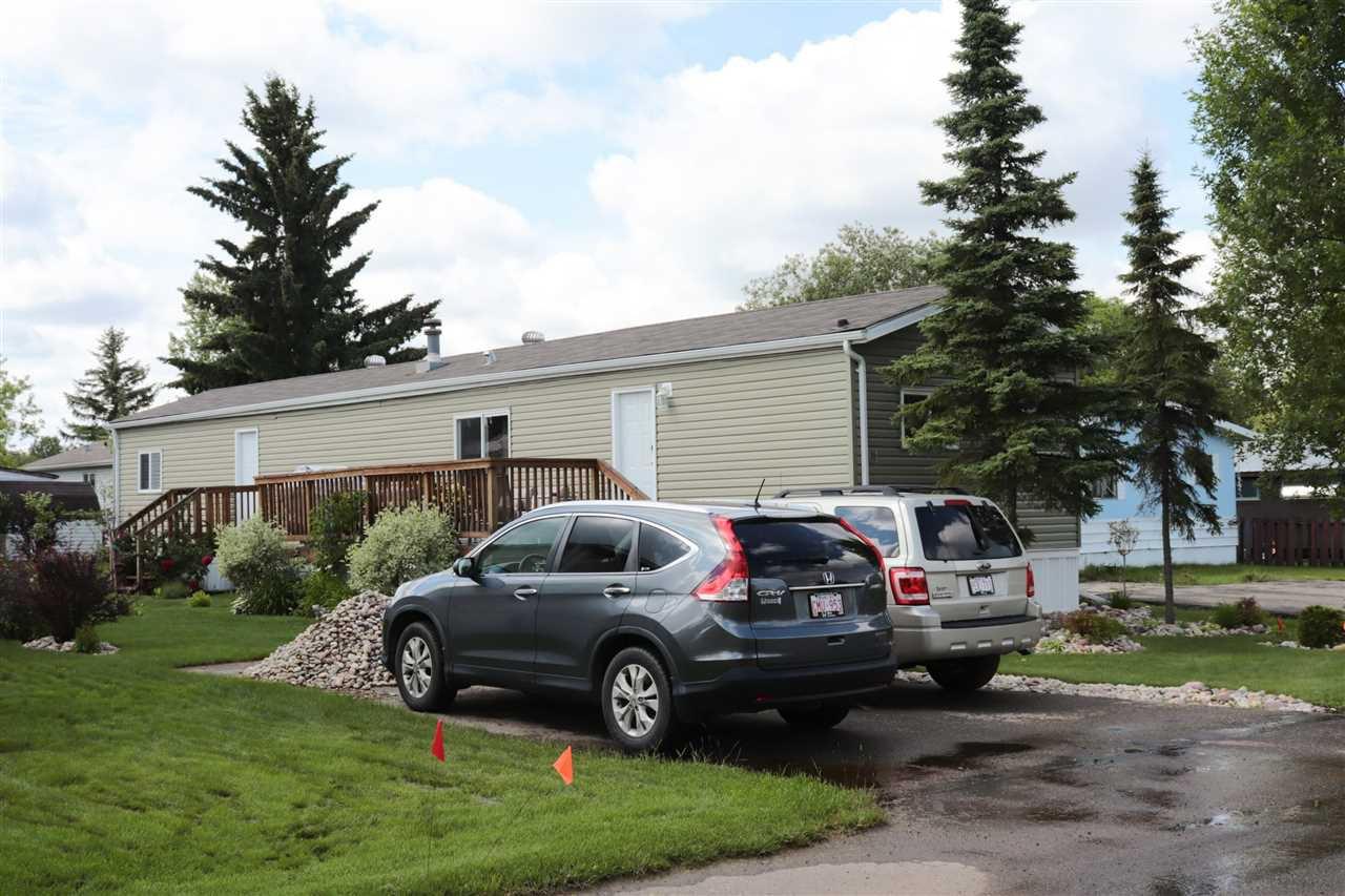 Main Photo: 61 Ridgeway Drive in Edmonton: Zone 42 Mobile for sale : MLS®# E4165191